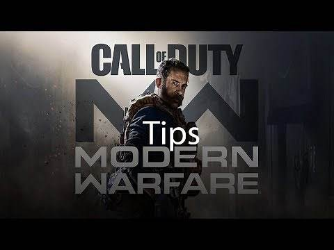 Call of Duty Modern Warfare Tips & Tricks Guide for Starting Multiplayer