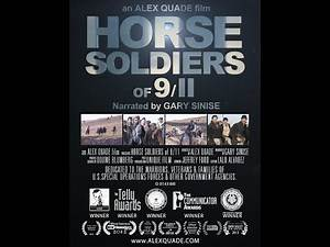 """""""Horse Soldiers of 9/11"""" Trailer Narrated by Gary Sinise"""