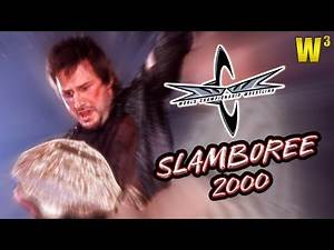 WCW Slamboree 2000 Review   Wrestling With Wregret