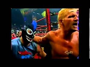 Monty Brown and Jeff Jarrett vs Kenny King and Shark Boy