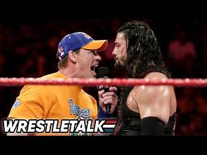 10 Surprising Times WWE Wrestlers Broke Character on Camera | WrestleTalk