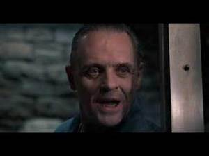 """Anthony Hopkins: The Silence of the Lambs (""""Rube"""") Monologue"""