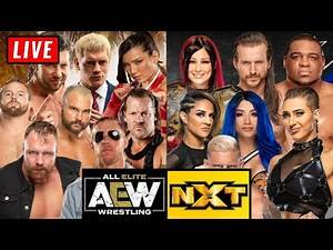 🔴 AEW Dynamite Live Stream & WWE NXT Live Stream July 22nd 2020 - Watch Along Reactions