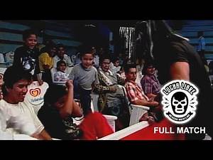 Kato Kung Lee Jr., Kung Fu Jr., Black Man Jr. vs Cripta, Sepultura, Lobo Vikingo