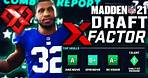 How to Scout and Draft Superstar X Factors in Madden 21 Franchise Drafting Tips