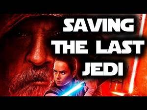 12 script changes to save The Last Jedi