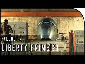 """Fallout 4 Gameplay Walkthrough Part 32 – """"LIBERTY PRIME RETURNS?!? – Stealing Institute Scientists!"""""""