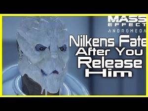 Mass Effect Andromeda Nilkens Fate (After You Release Him)