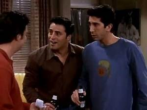Friends - I'm Gonna Ask Monica to Marry Me