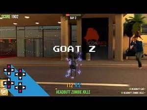 Zombie Apocalypse Fun in Goat Z — For the Lolz