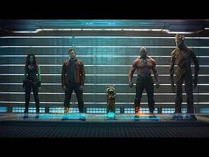 Guardians of the Galaxy (Starring Chris Pratt) Movie Review