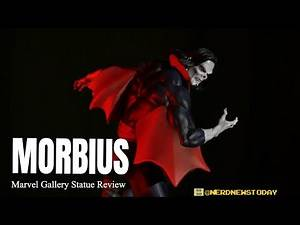 Morbius The Living Vampire - Marvel Gallery PVC Statue Review