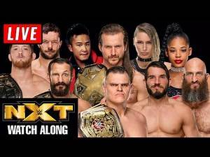🔴 WWE NXT Live Stream December 25th 2019 - Full Show live reaction