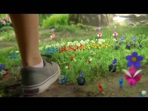 Pikmin 3 - American TV Commercial