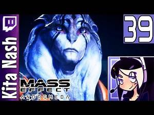 Mass Effect Andromeda Livestream: HAVARL A DYING PLANET |Part 39| Biotic Female Ryder Gameplay