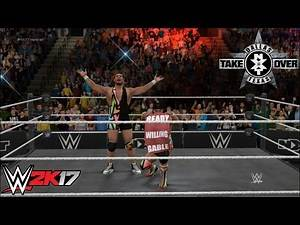 WWE 2k17 - American Alphas vs. The Revival: NXT Tag Team Championship | PS4 Gameplay