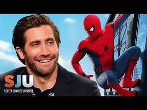 Jake Gyllenhaal to take on Spider-Man in the MCU?! - SJU