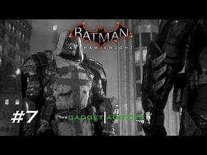 Riddler Rage || Batman: Arkham Knight Walkthrough || Part 7 || PlayStation 4
