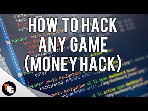 How to Hack Any Game! (Money Hack)