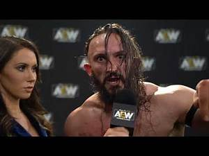 PAC post match interview after defeating Kenny Omega at AEW All Out