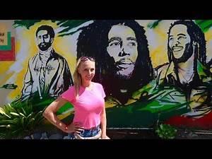 Bob Marley Museum Kingston Jamaica TOUR & Coffee Plantation Blue Mountain Jamaica