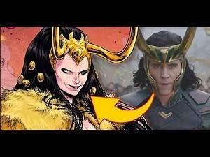 Loki How the Marvel Asgardian God Became A Female