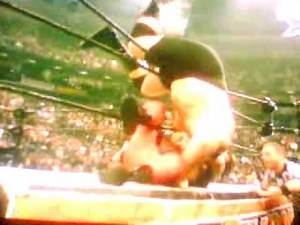 WWE: Royal Rumble 2004 Eliminations