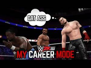 """WWE 2K16 My Career Mode - Ep. 44 - """"IT'S A NEW DAYNGER!!"""" [WWE MyCareer PS4/XBOX ONE Part 44]"""