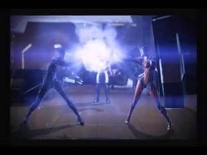 Mass Effect 2 - Samara vs Morinth FIXED