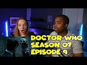 """Watching Doctor Who SE07 EP09 """"Hide"""" (Jane and JVs REACTION 🔥)"""