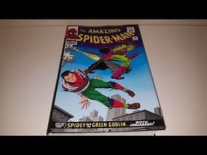 The Amazing Spider-Man omnibus vol. 2 Nov 2016 reprinting quick look