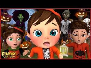 🔴🎃 Halloween Songs and Rhymes For Adult | Happy Halloween 🎃 It's Halloween Night | Halloween🎃