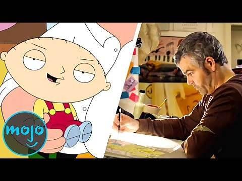 Top 10 Best Family Guy 4th Wall Breaks