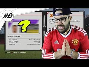 One of the Best CB In the World to Manchester United - FIFA 16 Career Mode #03