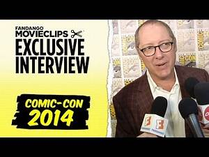 James Spader 'Avengers: Age of Ultron' Exclusive Interview: Comic-Con (2014) HD