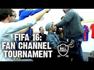 FIFA 16 Fan Channel Tournament! (Feat. Arsenal Fan TV, Redmen TV and more!)