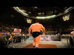 Let's Play WWE 2K14 30 of Wrestlmania Andre the Giant vs Big John Studd Part 1 HD/GE