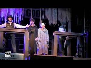 Knott's Scary Farm - The Hanging 2014 - Full Show - Part 3 of 3 Ending/Finale - HD