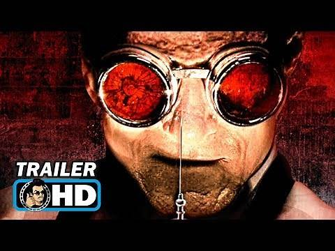 THE CHAIR Trailer (2019) Roddy Piper Horror Movie