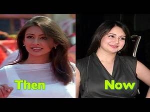 10 Then and Now Pictures of Forgotten Bollywood Heroine Of 2000s