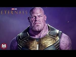 YOUNG THANOS in THE ETERNALS Movie!! (Marvel Phase 4)