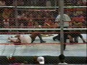King of the Ring 1998 Mankind VS Undertaker (Highlights)