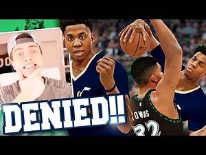 NBA 2K17 Timberwolves MyGM #27 - He SNATCHED IT Away! 😂 League Leaders, Player & Team Stats!
