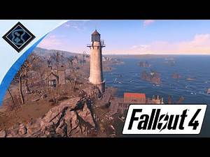 Fallout 4: Kingsport Lighthouse Settlement Design