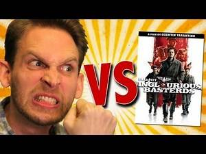 Inglourious Basterds DVD Unboxing