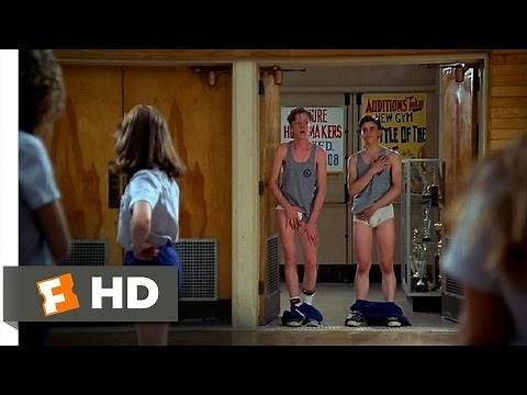 Weird Science (1/12) Movie CLIP - Check Us Out! (1985) HD