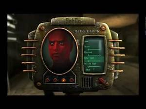 Fallout New Vegas Radical Character making
