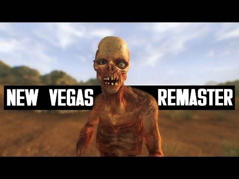 Remaster Fallout: New Vegas with These Mods | 2020