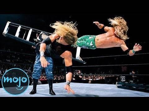 Top 10 Best WWE Ladder Matches