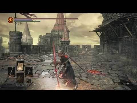 Dark Souls 3: How to buff unbuffable weapons glitch